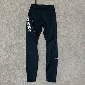 Nike full length leggings size medium